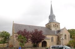 Eglise Notre-Dame - Deutsch: Kirche von Locmariaquer