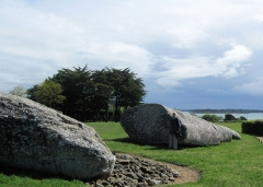 Grand menhir de Men-er-Grah - Deutsch: Grand Menhir, Locmariaquer
