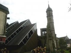 Eglise Saint-Sauveur ou Saint-Colomban -  Morbihan Locmine Saint-Sauveur 24102009