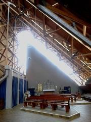 Eglise Saint-Sauveur ou Saint-Colomban -  Morbihan Locmine Saint-Sauveur Chapelle Laterale 24102013