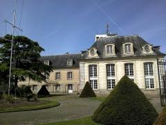 Préfecture maritime -  Morbihan Lorient Arsenal Porte Gabriel Pavillon Gabriel 12052015