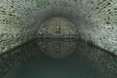 Aiguade Vauban -  Interieur Belle fontaine à Belle-Ile