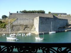 Citadelle du Palais, à Belle-Ile-en-Mer - Citadelle de Belle-île-en-Mer