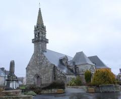 Eglise Saint-Yves - Brezhoneg: Breizh, Plourae, Iliz katolik Sant Erwan