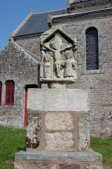 Croix Merhan - Français:   Croix Merhan. Face sud.