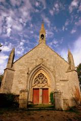 Chapelle Saint-Nicolas-des-Eaux -  Die Kirche von Saint Nicolas