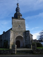 Eglise Saint-Thuriau -  l'eglise saint thuriau a plumergat