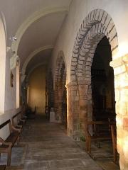Eglise Saint-Thuriau -  l'interieur de l'eglise de plumergat