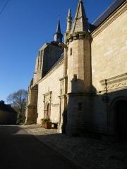 Chapelle Sainte-Avoye -  chapelle de st avoye