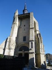 Chapelle Sainte-Avoye -  la chapelle de st avoye a pluneret