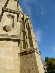 Chapelle Sainte-Avoye -  la chapelle de ste avoye