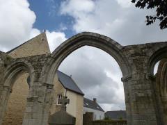 Chapelle Notre-Dame-des-Orties -  pluvigner