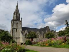 Eglise Notre-Dame-de-la-Joie -  la basilique Notre Dame de joie