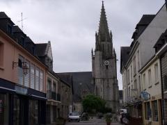 Eglise Notre-Dame-de-la-Joie - Español: Iglesia de ND de la Joie en Pontivy