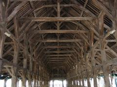 Vieilles halles - English:   Questembert (Morbihan, Brittany, France)