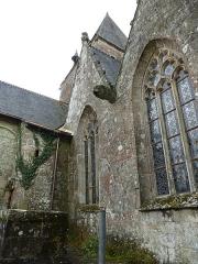 Eglise Notre-Dame-de-la-Tronchaye -  l'eglise Notre Dame De LaTronchaye