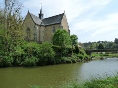 Chapelle Notre-Dame-de-Bonne-Encontre à Saint-Samson - Français:   La Chapelle des ducs de Rohan