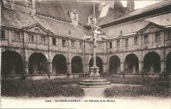 Site de la basilique de Sainte-Anne-d'Auray - Carte postale de Sainte-Anne-d'Auray (Morbihan, France)