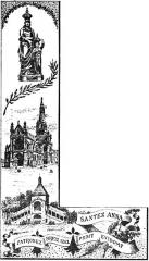 Site de la basilique de Sainte-Anne-d'Auray - Image de la page 530 de la