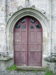 Chapelle Saint-Adrien - Français:   Porte Ouest