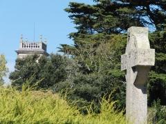 Eglise Saint-Gildas -  Saint-Gildas-de-Rhuys dans le Morbihan Bretagne