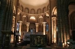Eglise Saint-Gildas - Abbaye de Saint-Gildas de Rhuys