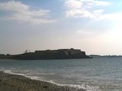 Fort de Penthièvre -  Morbihan Saint-Pierre-Quiberon Dune De Penthievre Vue Fort 22032016