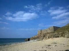 Fort de Penthièvre -  Morbihan Saint-Pierre-Quiberon Plage Du Pouladen Fort Penthievre 220322016