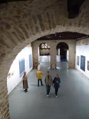 Ancienne cohue -  Rez de chaussée du musée des Beaux-Arts de Vannes