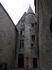 Ancien hôtel du Parlement de Bretagne, dit Château-Gaillard -  Vannes