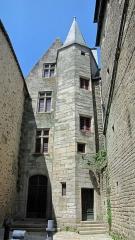 Ancien hôtel du Parlement de Bretagne, dit Château-Gaillard - Français:   Château-Gaillard (Vannes)