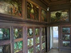 Ancien hôtel du Parlement de Bretagne, dit Château-Gaillard - Français:   Cabinet des \