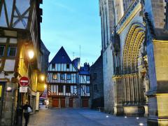 Maison -  Kathedrale von Vannes