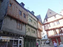 Maison - English: Place Saint-Pierre, Vannes