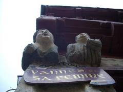 Maison dite de Vannes et sa femme - Français:   Vannes et sa femme, Vannes (Morbihan, France)