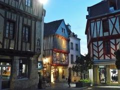 Maison dite de Saint-Vincent -  Place Valencia in Vannes