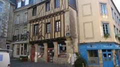 Maison dite de Saint-Vincent -  Vannes - Place Valencia