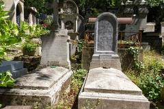 Préfecture - English: Père-Lachaise Cemetery