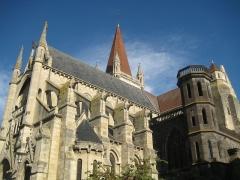 Eglise Notre-Dame - Église Notre-Dame d'Aigueperse