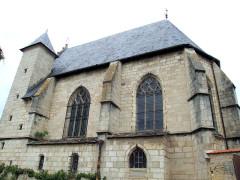 Sainte-Chapelle ou chapelle Saint-Louis - Français:   Aigueperse - Sainte-Chapelle