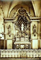 Chapelle Notre-Dame de Vassivière - Français:   Notre-Dame de Vassivière