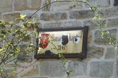 Maison dite du chapitre - Deutsch: Maison du Chapitre (Kapitelhaus) in Billom im Département Puy-de-Dôme (Auvergne-Rhône-Alpes/Frankreich)