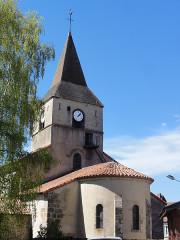 Eglise Saint-Pierre - English: Biollet (Puy-de-Dôme) église, chevet
