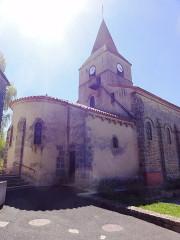 Eglise Saint-Pierre - English: Biollet (Puy-de-Dôme) église Saint-Pierre