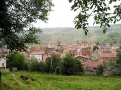 Eglise Saint-Loup - Deutsch: Boudes (Puy de Dômes)