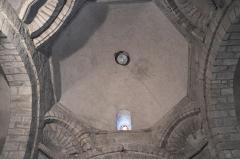 Eglise Saint-Fargheon - Deutsch: Katholische Kirche Saint-Fargheon in Bourg-Lastic im Département Puy-de-Dôme (Auvergne-Rhône-Alpes/Frankreich), Kuppel