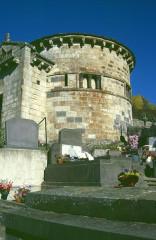 Monument sépulcral - Deutsch:   Chambon-sur-Lac: Totenkapelle