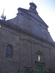 Eglise Saint-Pierre-des-Minimes -  Clermont-Ferrand - Church of Saint-Pierre-des-Minimes