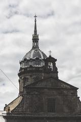 Eglise Saint-Pierre-des-Minimes - English: Detailed photo of the dome of Église Saint-Pierre-des-Minimes