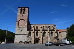 Ancien sanctuaire de Saint-Genes - Français:   Église Saint-Sébastien de Manglieu